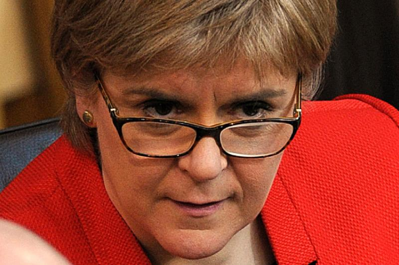 Image result for nicola sturgeon
