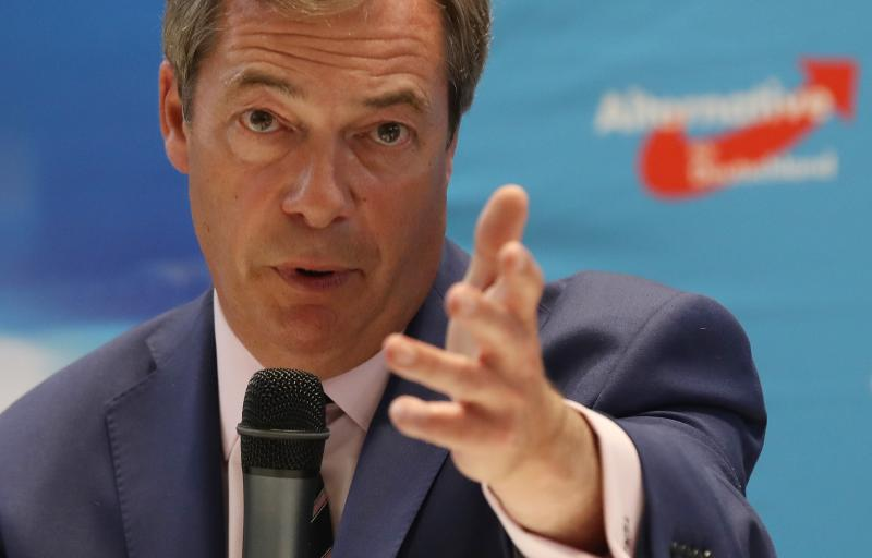 Nigel Farage 'blood on his hands' controversy: Media monitor blasts 'sensationalist' BBC
