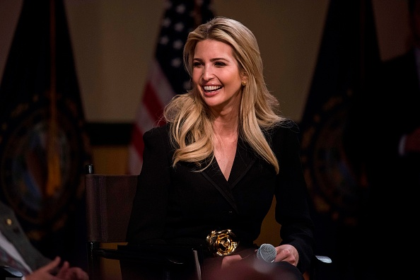 Ivanka Trump used personal email address for official government business