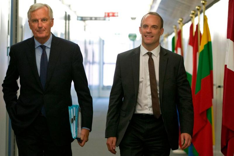 Dominic Raab: Staying in the EU would be 'historic humiliation' for the UK