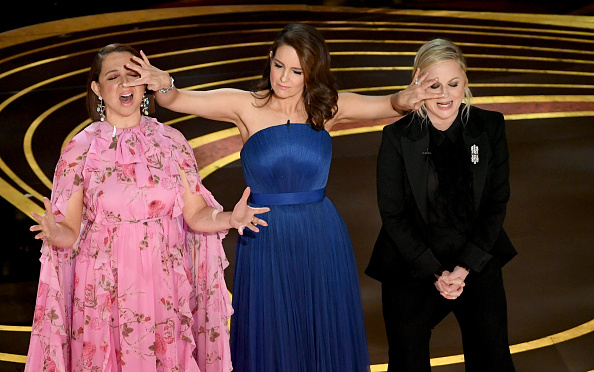 Maya Rudolph, Tina Fey and Amy Poehler
