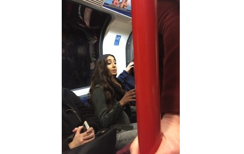 Woman racially abused and assaulted on Tube train