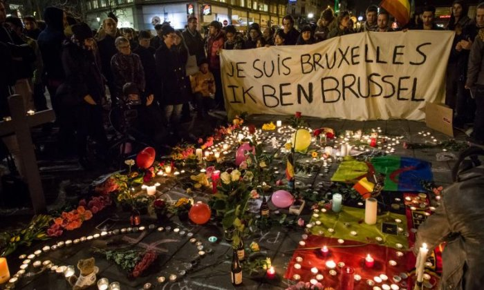 Brussels bombings: Dr Jonathan Leader Maynard believes terrorism attacks are becoming the new normal