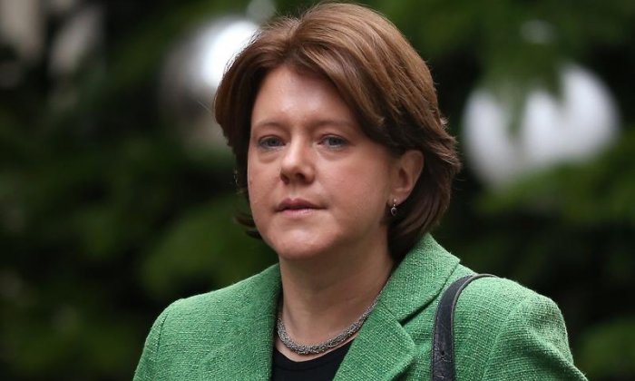 Online abuse 'leaves a footprint on an individual's life', says Maria Miller