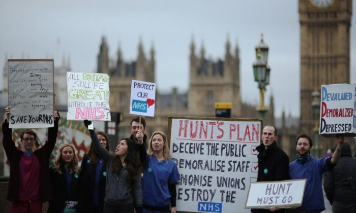 Dr Hamed Khan claims NHS care will be better during the junior doctors' strike