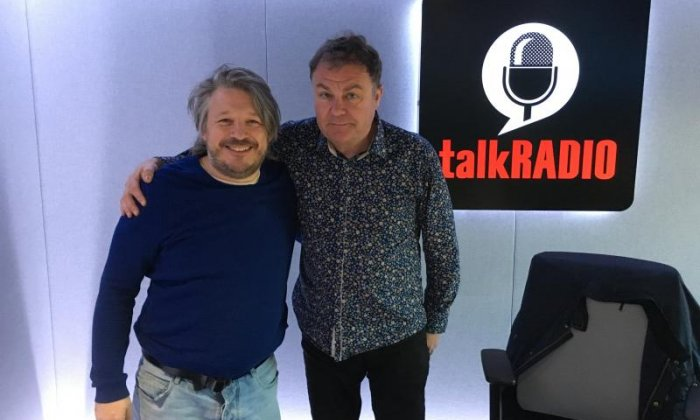 """Richard Herring: """"I'm trying to work out whether happiness is possible"""""""