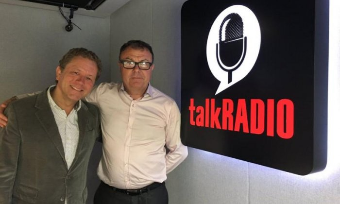 Comedian Jon Culshaw on his talent with impressions and doing an auction with Michael McIntyre