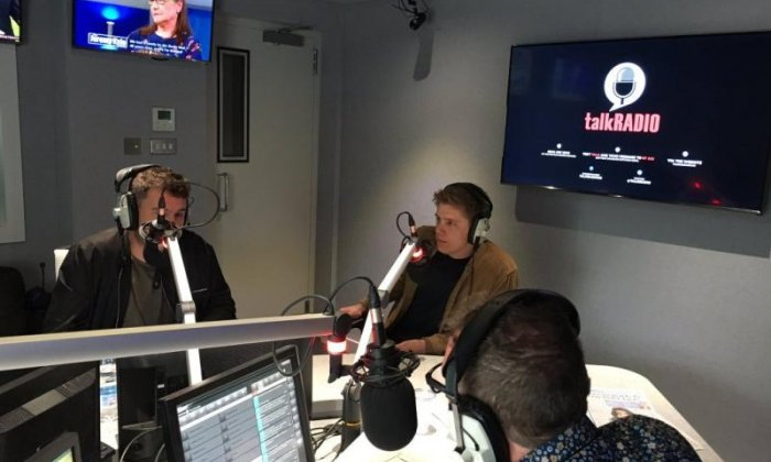Emmerdale's Ryan Hawley and Danny Miller on their audition process and the 2016 British Soap Awards