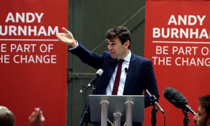 'It's quite clear to me Putin will be very pleased' if we leave the EU, claims Andy Burnham