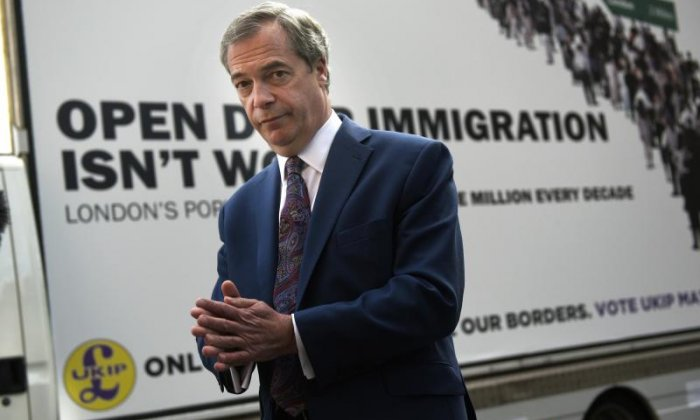 Nigel Farage has told talkRADIO winning the EU referendum means more to him than UKIP