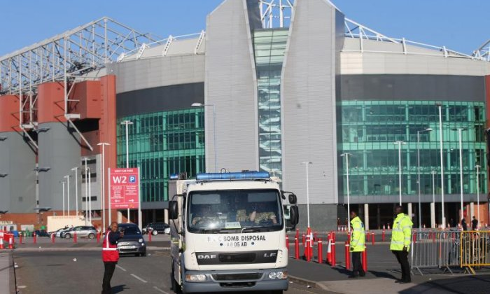 Manchester United fake bomb scare: 'People need to be sacked', insists security expert