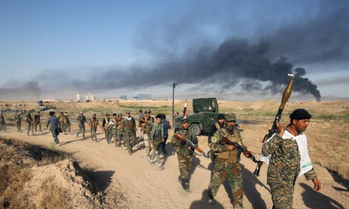 Security expert Margaret Gilmore has explained why coalition forces have an enormous battle on their hands in their attempts to retake the ISIS-held city of Fallujah.