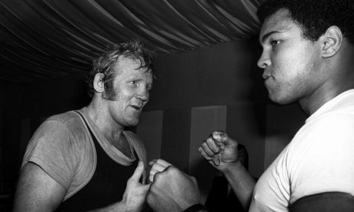 """British heavyweight boxer Richard Dunn, who fought Muhammad Ali for the world title in 1976 has spoken of his """"great love"""" for the US fighter and claimed that later champions like Mike Tyson could not lay a glove on the man known as 'The Greatest'."""