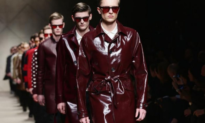 Fashion journalist Simon Glazin claims Marks & Spencer poll results show 'men are becoming more fashionable'