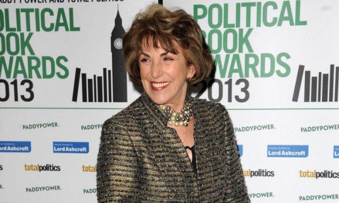 'Lets stop yelling at MP's as a class', says Edwina Currie