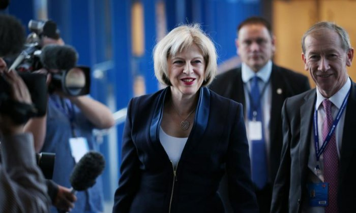 Prime Minister Debate: Theresa May 'stands out' over Boris Johnson and George Osborne, says Andy Burnham MP