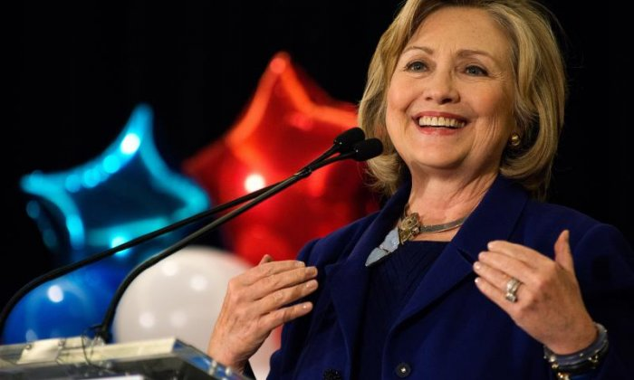Hillary Clinton becomes presumptive presidential candidate: 'I'm hoping this doesn't get lost in the noise around Trump', says journalist