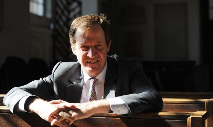We're heading for 'very troubled and troubling times', says Alistair Campbell