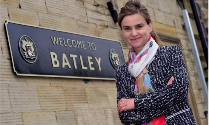 'Very strong, very spirited woman' - Stephen Pound MP pays tribute to Jo Cox
