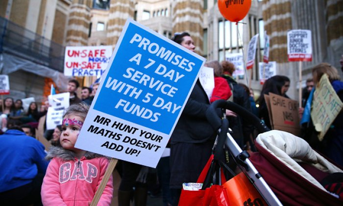 Junior doctors have rejected the contract between the government and the British Medical Association