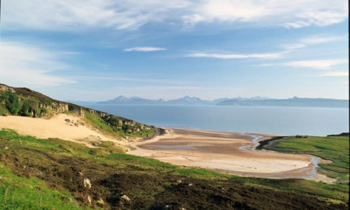 The Applecross Peninsula - North West Scotland