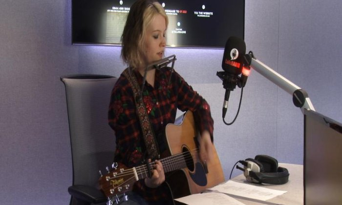 Hanna delivered a masterful performance of Green Day's Good Riddance (Time Of Your Life)