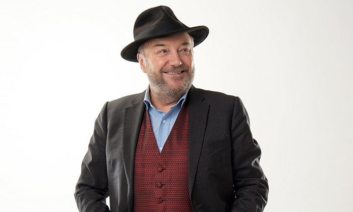 Galloway on... the Munich shooting and the Labour leadership