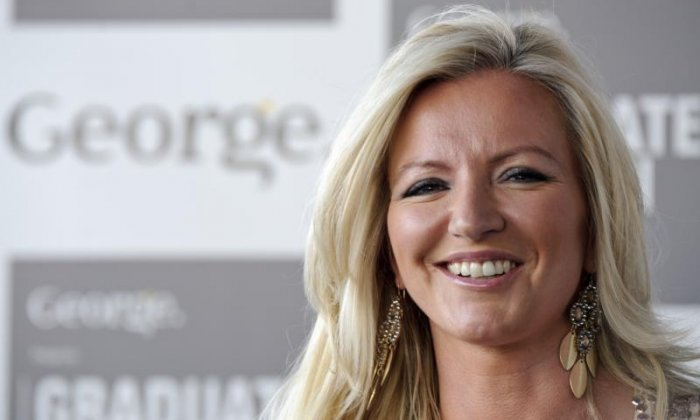 'I backed her from the start' - Baroness Michelle Mone on Theresa May