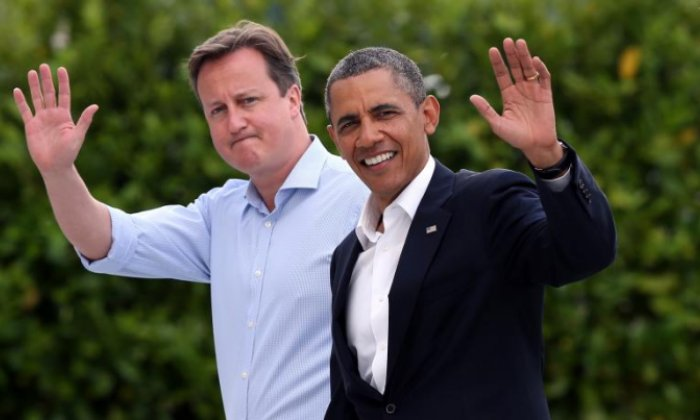 'Cowardice was shown by Obama and David Cameron in withdrawing troops', says political adviser John McTernan