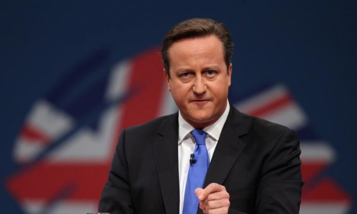 Mike Graham Loser 3: David Cameron