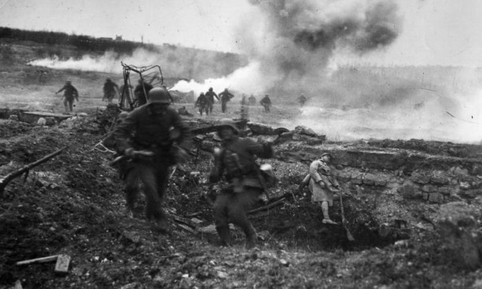 'The Somme was really the death of innocents', says military historian after 100 year anniversary of WWI conflict