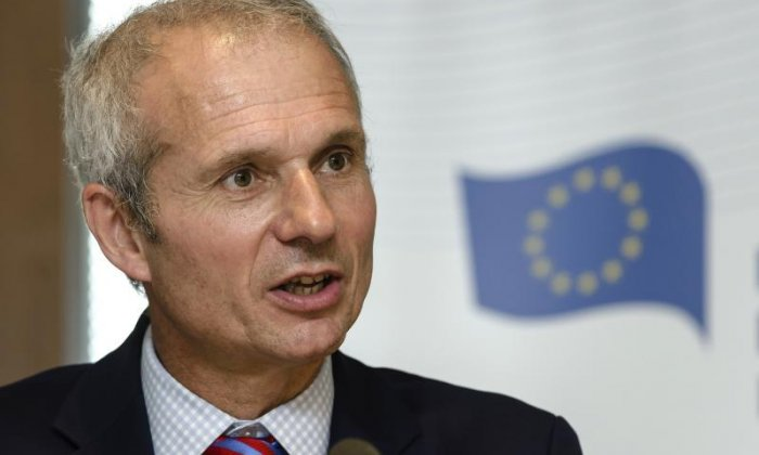 David Lidington – Leader of the House of Commons