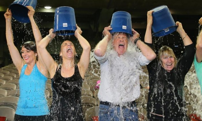Ice bucket challenge: 'This is one step closer to developing an effective treatment', says head of research for MNDA