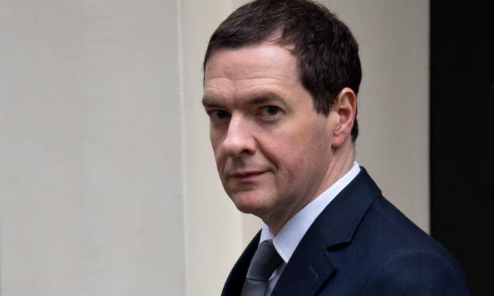 Mike Graham Loser 2: George Osbourne