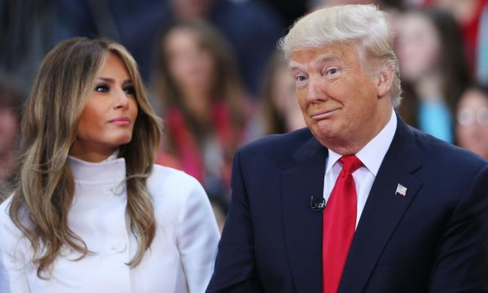 American broadcaster Abdul-Hakim Shabazz says the controversy surrounding Melania Trump, the wife of the Republican candidate, could deal a blow to his campaign