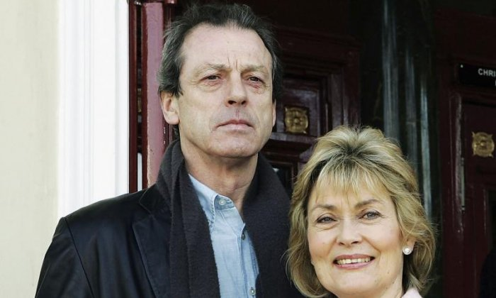 EastEnders' 'Dirty Den' joins Paul Ross on his new book