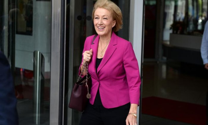 Andrea Leadsom - Environment, Food and Rural Affairs Secretary