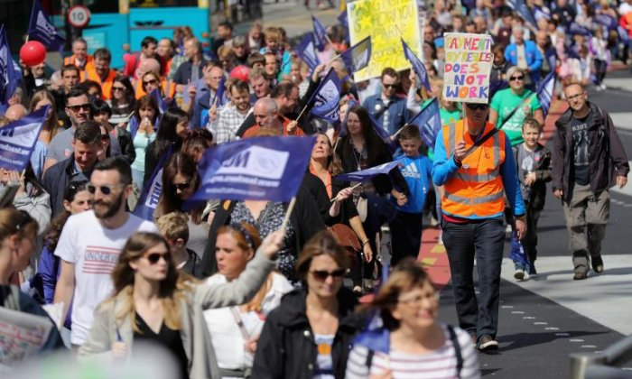 'We want to make sure we've got the time, resources and training for teachers', says NUT London Regional Secretary
