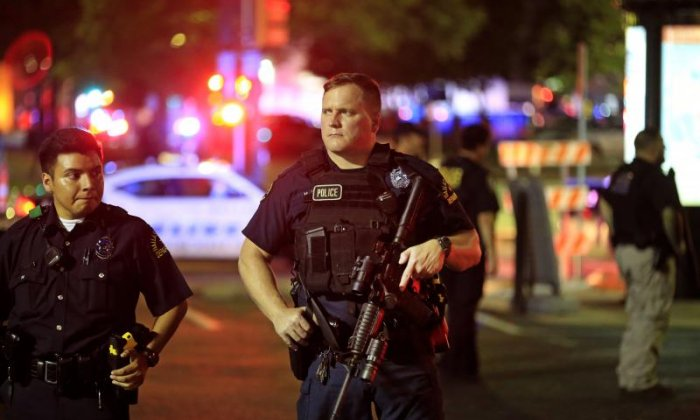 Dallas shooting: 'It was a conversation about whether the parents of my child's friends owned weapons', says an African American lawyer