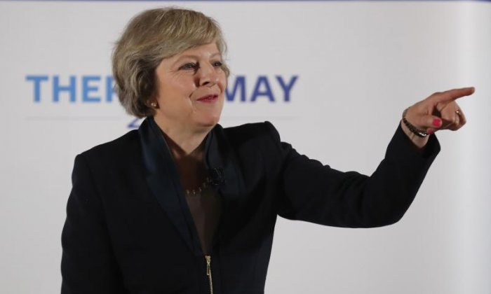 Harriet Harman tells Theresa May: 'It's not good enough to just be a woman Prime Minister, you must deliver for the women in this country'