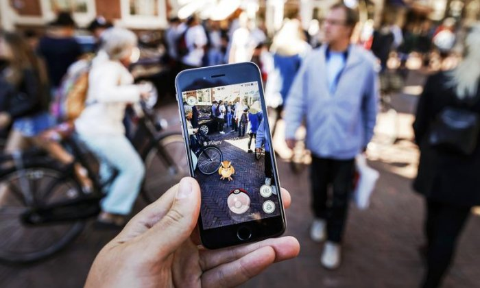Pokémon Go: 'It's seeing the world in an enchanted way', says FutureFest's Pat Kane