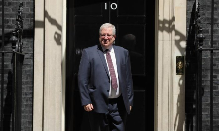 Patrick McLoughlin - Conservative Party Chairman and Chancellor of the Duchy of Lancaster