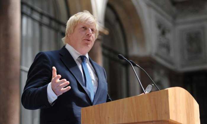 Boris Johnson: He'll be 'reviving an old slogan called I'm backing Britain', says journalist Dave Hill