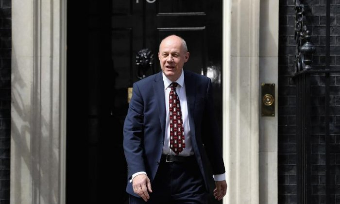 Damian Green - Work and Pensions Secretary