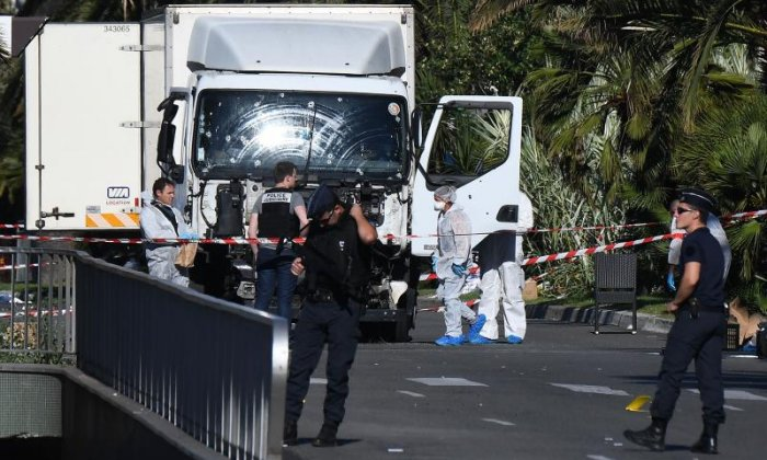 Nice attack: 'The truck was 60 seconds behind me' - Broadcaster tells how he narrowly avoided Bastille Day atrocity