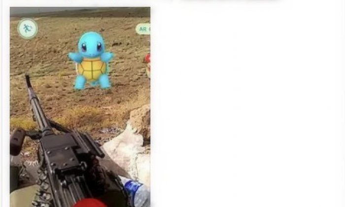 Who wants to challenge ISIS to a Pokémon battle?