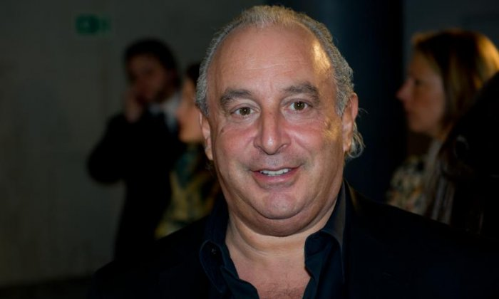 Sir Philip Green had no choice but to make voluntary offer to plug outstanding debt, says pension expert