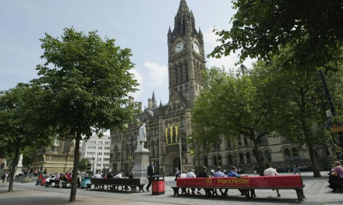 Manchester Town Hall: DEFINITE
