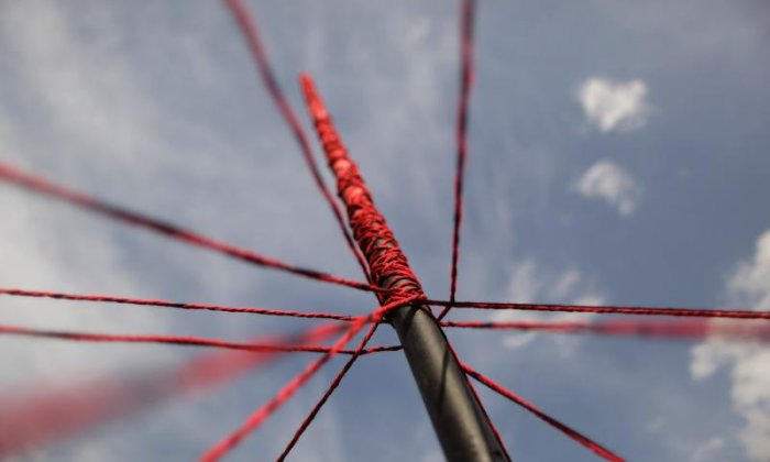 The Big Debate on string: 'We all know you get string by tickling clowns until they ejaculate'