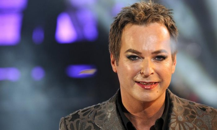 Julian Clary - 3rd out of 10